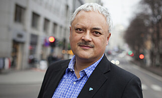 Jorge Jensen, fagdirektør for finans i Forbrukerrådet. Foto: Kjell Håkon Larsen.