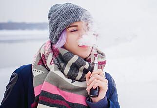 Slik blir det norske salget av e-sigaretter