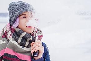 image: E-sigaretter med nikotin blir lovlig i Norge - dette innebærer de nye reglene