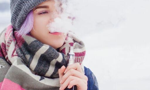 image: Slik blir salget av e-sigaretter