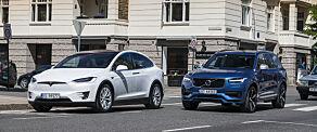 image: Ingen rene diesel- eller bensinbiler blant topp ti