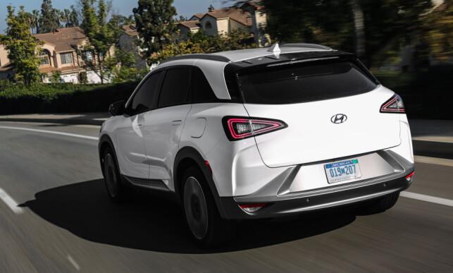 ER PÅ VEI: Hyundai fremstår som den mest avanserte aktøren når det gjelder hydrogendrevne personbiler i dag. Foto: Hyundai.