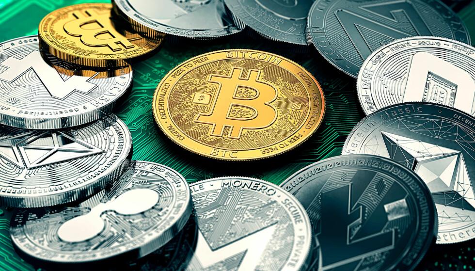 Her er de argeste Bitcoin-konkurrentene
