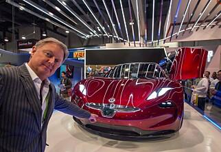 Superelbilen er ett steg nærmere virkelighet