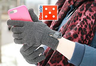 Bruk mobilen på vinteren uten å fryse av deg fingra