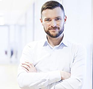 Sverre McSeveny-Årli, direktør for reise utland i Virke.