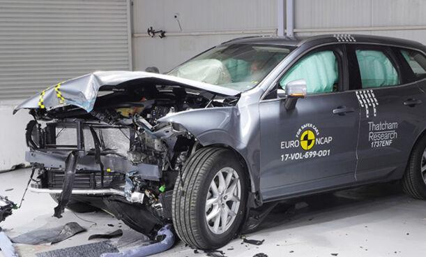 image: I 2017 utmerket disse bilene seg for sikkerheten
