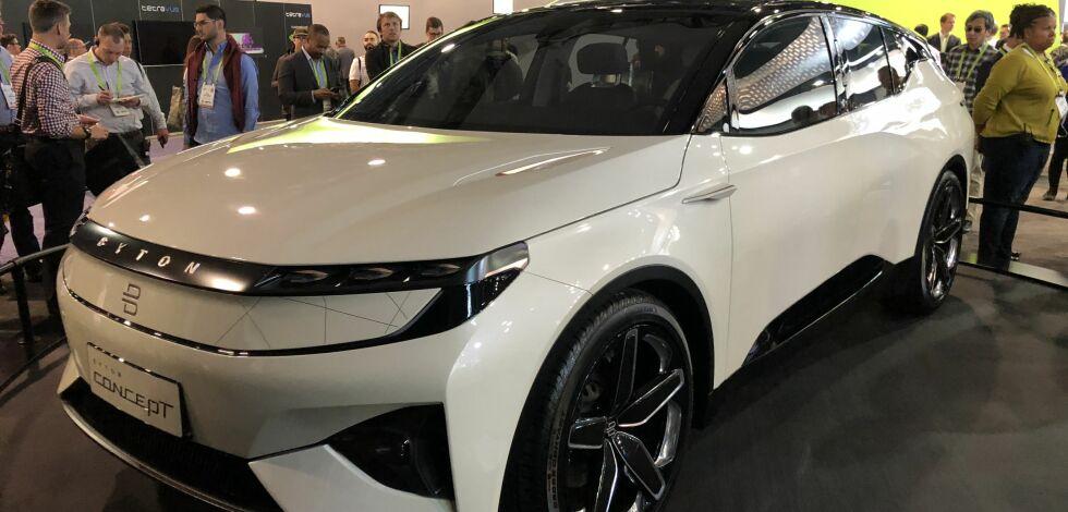 image: El-SUV med lang rekke-vidde og hyggelig pris
