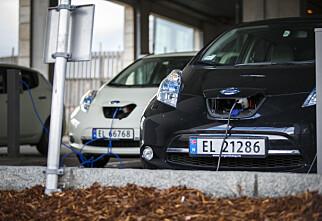 Derfor måtte Elbilforeningen lage eget parkeringskart for Norge