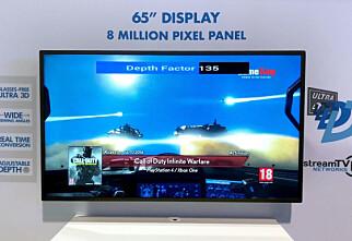 Endelig 3D-TV uten briller?