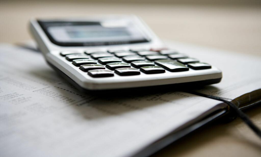 RIKTIG SKATTETREKK I 2018? Ta deg tid til å se over grunnlaget for skattekortet ditt, ikke minst om du har endringer i økonomien. Foto: NTB Scanpix
