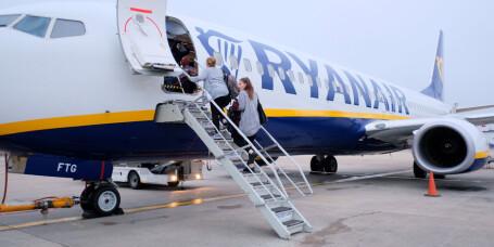 I dag endrer Ryanair bagasjereglene