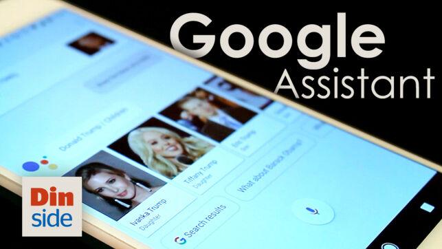 image: Hør hvordan Google Assistant fungerer