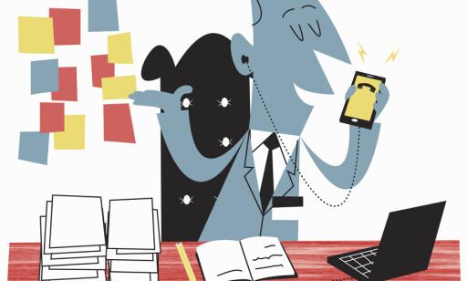 Antall klager på telefonhenvendelser fra frivillig sektor har falt kraftig. Derfor har de fått et unntak i de nye reglene etter nyttår. Foto: Scanpix/Icon Images
