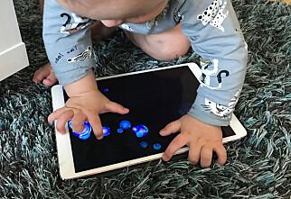 Gjør Apple-dingsen tryggere å bruke for barna
