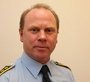 POLITIADVOKAT: Svein Folkestad i UP forklarer hvilke trafikkovertredelser man kan havne i kasjotten for. Foto: UP