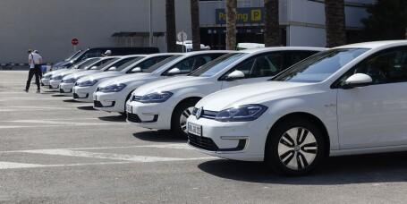 Volkswagen sliter med leveringen av e-Golf