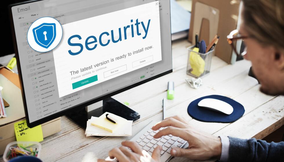 SIKKERHET: Nettet er fullt av programmer som lover å beskytte deg mot virus og skadevare. Men hvor gode er de egentlig? Foto: Rawpixel.com/Shutterstock/NTB scanpix