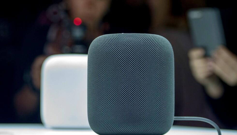 Dyr og ikke særlig smart høyttaler fra Apple