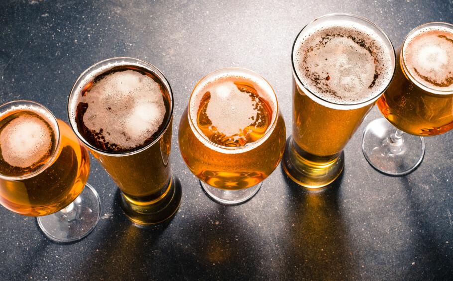 NETTSALG AV ALKOHOL: Høyre vil gjøre det enklere for nettbutikker å selge alkohol. Foto: NTB Scanpix