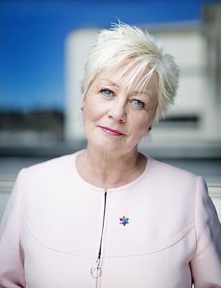 NEGATIV: Generalsekretær Anne Lise Ryel stoler ikke på tobakksindustriens forskning, vil ikke at det skal selges noen nye tobakksprodukter i Norge. Foto: Kreftforeningen