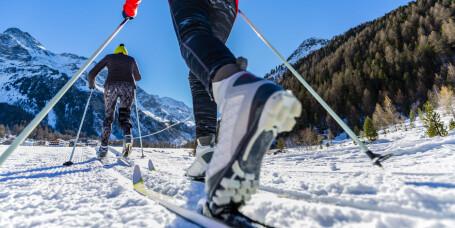 LØYPE! Her er reglene for skikk og bruk i skisporet