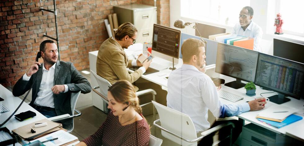 image: Nordmenn på tredjeplass over færrest arbeidstimer i året