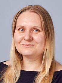 FORSKER: Kirsi Laitala mener det både er fordeler og ulemper ved kombinert vask/tørk. Foto: SIFO