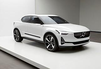 Se hvordan Volvos neste elbil kan bli
