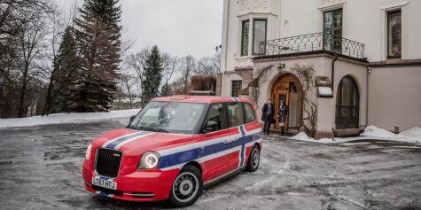 image: Oslo får elektriske London-taxier