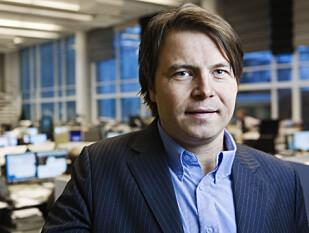 Vidar Korsberg Dalsbø, kommunikasjonsrådgiver i DNB. Foto: DNB.
