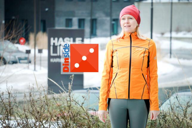 DÆHLIE: Veldig lett, men også veldig tynn. Og innmari mye lufting. Foto: Ole Petter Baugerød Stokke