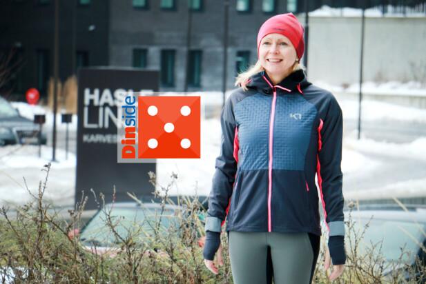 <strong>KARI TRAA:</strong> Varm og komfortabel. Men veldig trang i ermene. Foto: Ole Petter Baugerød Stokke