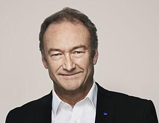 Knut Morten Johansen, informasjonssjef i SAS.