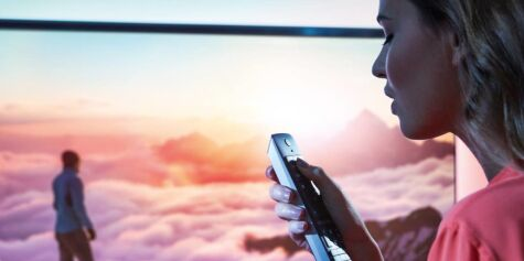 image: Trodde du at du hadde en smart-TV? Vent til du får se 2018-modellene