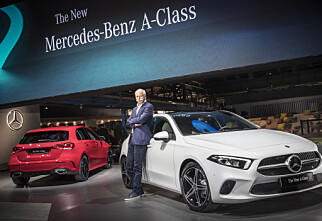 Ny Mercedes vil tenke selv