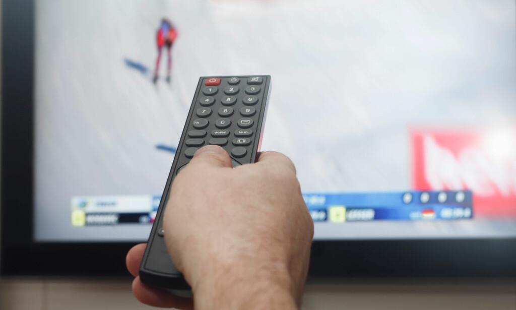 DØGNET RUNDT: TVNorge og Eurosport vil sende alt fra OL i år. Om ikke du har disse TV-kanalene, kan du se OL på nett. Foto: Shutterstock / NTB Scanpix
