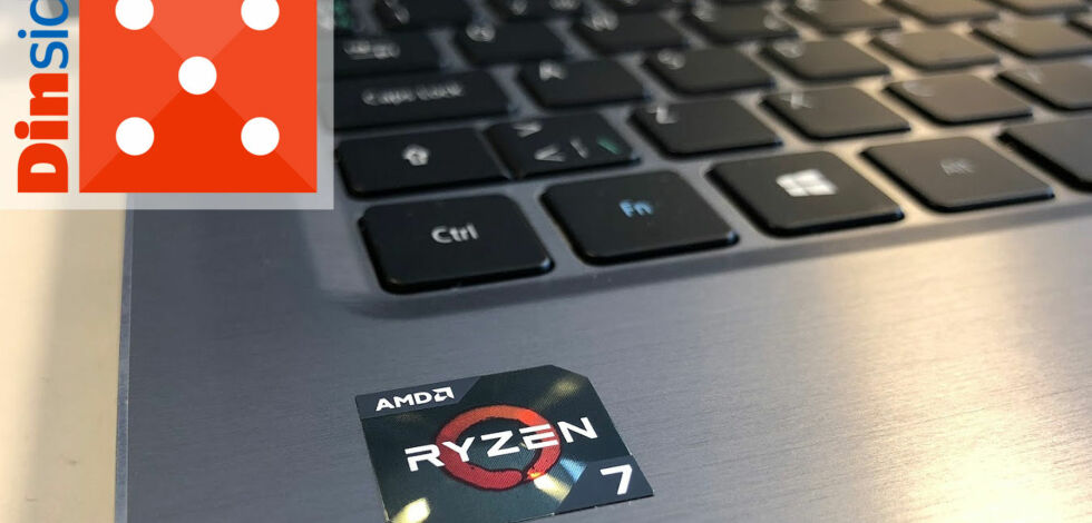 image: Den beste PC-en vi har testet med AMD-prosessor