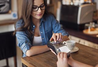 - Bankkort er bedre enn kontanter i praktisk talt alle tilfeller