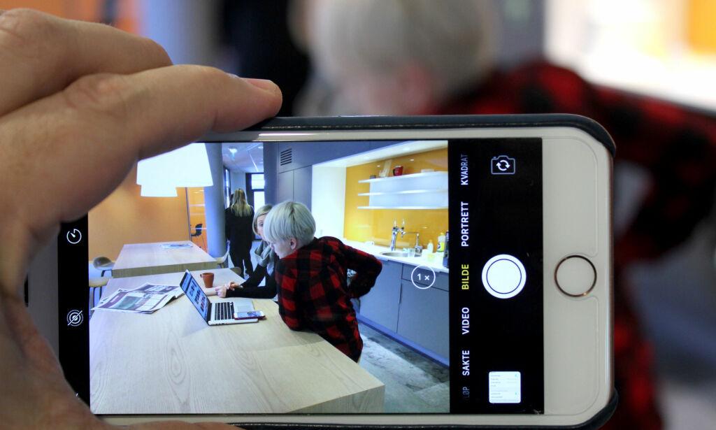 image: Slik løser du bilde-problemet på iPhone