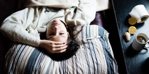 image: Kan bli vanskeligere å ta seg en sykedag fra jobben
