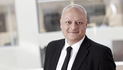 Jorge Jensen, fagdirektør for finans i Forbrukerrådet. Foto: Ole Walter Jacobsen.