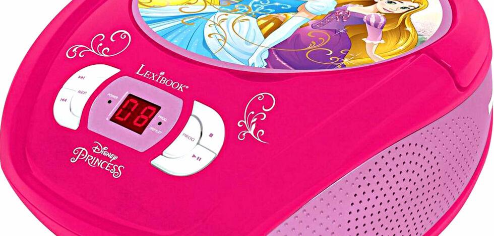 image: Solgte ubrukelige radioer til barn