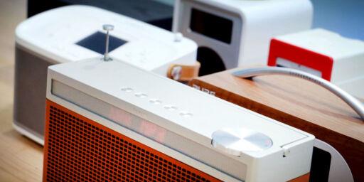 image: DAB-radioer bidro til salgsrekord