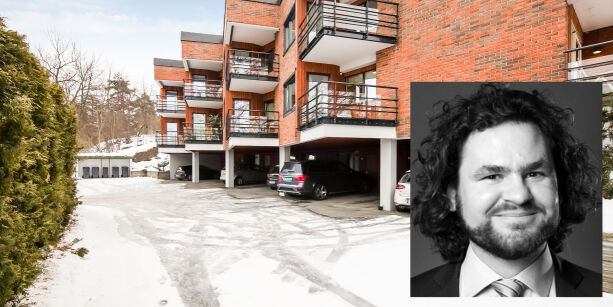 image: Selger boligen selv: Sparer 70.000 kroner
