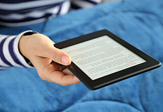 Bedre utvalg av e-bøker på bibliotekene
