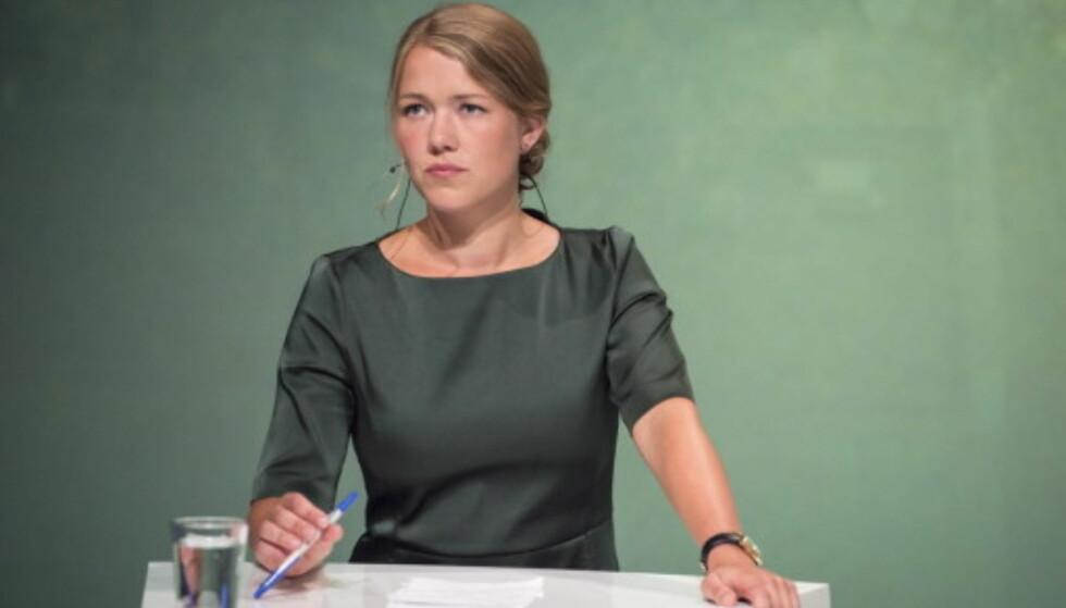 MOMS-FRITT: MDGs Une Aina Bastholm vil ha endringer som favoriserer reparasjon framfor nykjøp. Foto: Øistein Norum Monsen/Dagbladet
