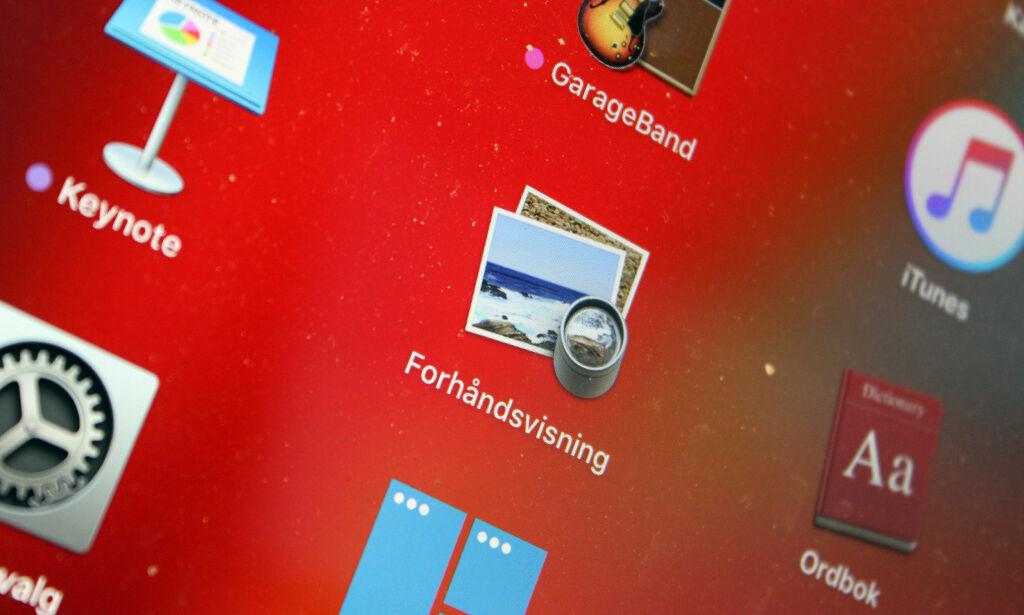 image: Dette Mac-programmet kan mer enn de fleste vet!
