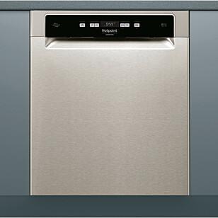 SELGES I NORGE: Oppvaskmaskiner fra Hotpoint finner du blant annet hos Elkjøp. Foto: Elkjøp