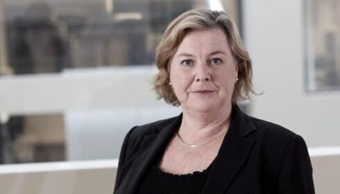 Elisabeth Realfsen, daglig leder i Finansportalen. Foto: Ole Walter Jacobsen.